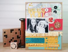 In-site-full: Memories Made #17 Scrapbooking Process Video: This is So You