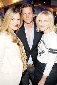 Date with Dior: Saks Celebrates the Fall 2013 Collection Elisa Lipsky-Karasz, Magnus Berger, Laura Brown