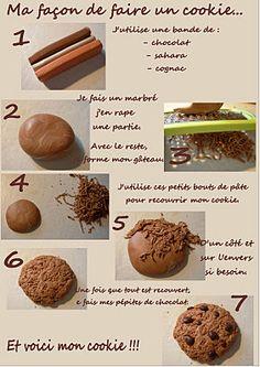 Cookies en pâte Fimo DIY