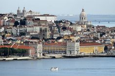 6 Enthralling Things to See and Do in Lisbon, Portugal - Cruise Panorama Algarve, Lisbon City Break, Mein Land, Cruise Destinations, Visit Portugal, Great Places, Amazing Places, Places To Visit, Tours