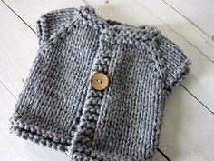 Check out this item in my Etsy shop https://www.etsy.com/ca/listing/253697444/hand-knit-newborn-sweater-vest-0-3