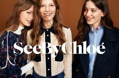 see by chloe fw 2015 campaign by matteo montanari