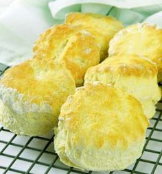 Gluten Free Cheddar Drop Biscuits | Gluten Free Recipes | Gluten Free Recipe Box