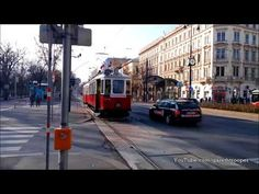 Vienna Museum Tramway at The Ring Road