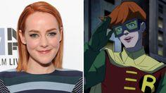 Mundo da Leitura e do entretenimento faz com que possamos crescer intelectual!!!: Robin é mulher em 'Batman v Superman' e tem identi...