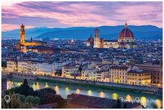 Breathing is an understatement when describing the #Italy's beautiful city - #Florence