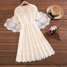 Long Skirt Top Designs, Long Skirt And Top, Simple Dresses, Casual Dresses, Fashion Dresses, White Dress Summer, Summer Dresses, Casual Elegant Style, Mori Girl Fashion