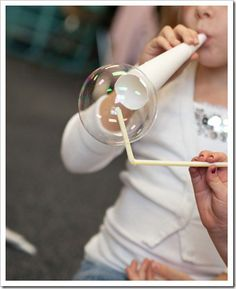 BUBBLES science-experiments