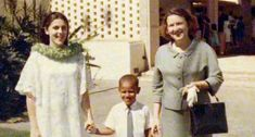 SPORTS And More: President #Obama with mother #AnnDunham