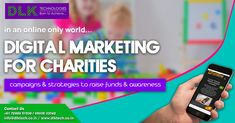 Digital Marketing Strategy, Digital Marketing Services, Pay Per Click Advertising, Raise Funds, Management Company, Non Profit, Organizations, Charity, Campaign