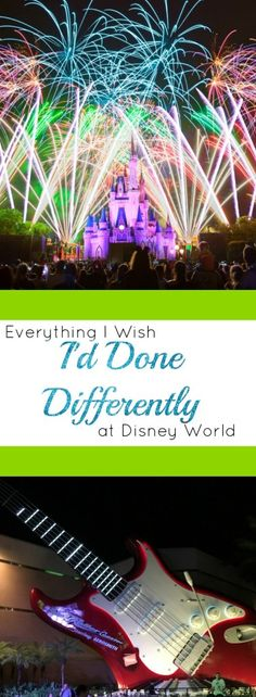 Everything I Wish I'd Done Differently on My Disney World Trip Disney World Vacation Planning, Orlando Vacation, Walt Disney World Vacations, Disneyland Trip, Disney Planning, Disney World Resorts, Trip Planning, Vacation Ideas, Orlando Travel