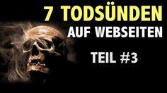 7 Todsünden auf Webseiten - Teil #3