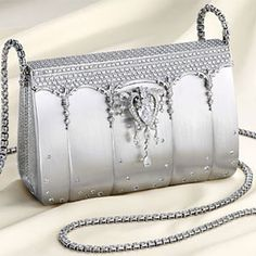 938f23a4e771 The most expensive bag in the world. it has 2182 diamonds and they cost 2  million dollars.