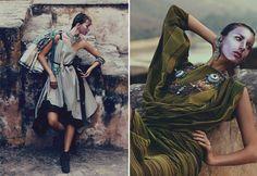 Sari Style (How to Spend it Magazine, via FGR