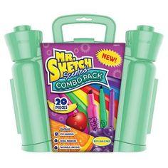 Mr. Sketch® Fun Factory Marker Kit, 20ct