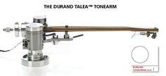 Durand Tonearms
