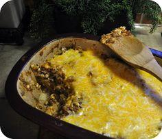 Park Avenue: DCB Recipe #11: Family Burrito Bake