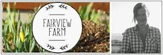 Fairview Farm Blog