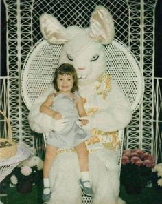 21 utterly terrifying Easter bunnies. You have been warned. http://huff.to/1im3uqr