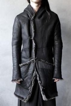 InAisce Nunatukavut Shearling Coat