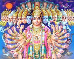 Art History Group Web Project: The Hindu Artist During the Classical Period This is one of the goddesses back then that used to protect people. Bhagavad Gita, Krishna Art, Hare Krishna, Indian Gods, Indian Art, Deus Vishnu, Shiva, Arte Tribal, Classical Period