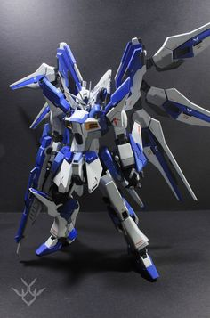 Custom Build: MG 1/100 hi-v Strike Freedom 2.0 - Gundam Kits Collection News and Reviews