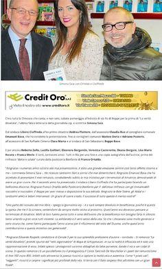 SIMONA SAIA - PRESENTAZIONE DEL LIBRO LA VERITÀ DISVELATA