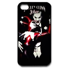 Amazon.com: Popular Joker And Harley Quinn Batman New Style Durable Iphone 4,4s Case Hard iPhone Cover Case: Cell Phones & Accessories
