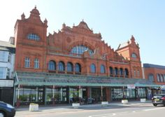 The Winter Gardens in #Morecambe is staging a comeback. The Winter Gardens #Theater