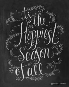 Happiest Season of All - Print