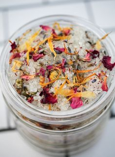 I mean, let's be honest, there's no better gift to give than the gift of relaxation. Help your loved ones relax and unwind with. Bath Recipes, No Salt Recipes, Cannabis, Bath Salts Recipe, Diy Bath Salts, Bath Fizzies, Lotion, Bath Soak, Homemade Beauty Products
