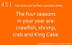 Crawfish is my favorite!!