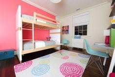 Ideas para decorar dormitorios infantiles modernos