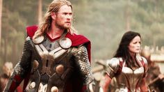 Thor 2 Trailer 2013 Official The Dark World Movie Trailer #2 [HD]... after all this time...