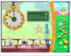 """Hora y minuto: """"A qué hora debería…"""" (Matemáticas de 1º y 2º de Primaria)"""
