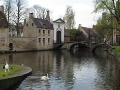 Brugges Belgium. Loved Belgium, best chocolate, waffles, and mussels I have ever had. Would love to make it to Brussels someday!