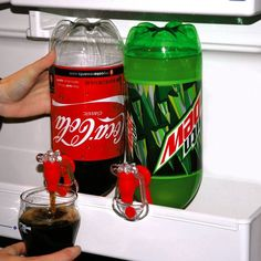 Fridge Fizz Saver Soda Dispenser