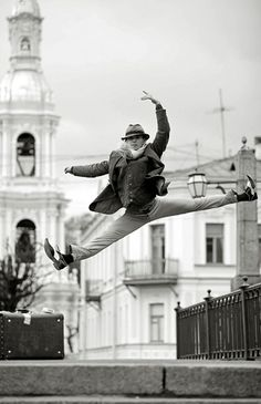 Dance St. Petersberg. I have found my new favourite photography project.  I love this.