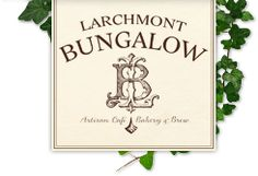 Larchmont Bungalow specializes in breakfast all-day, lunch, dinner, desserts and specially crafted teas and coffees.   Lots of Vegan options for me!