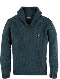 Lyle and ScottShawl Neck Sweater