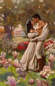 The Pretender by Rosalyn West. [A Plantation Beaux and his Belle)