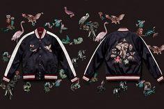 Inspiración: Sukajan Jackets - EterMagazine