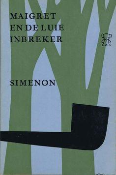 maigret-en-de-luie-inbreker-1962. - Dick Bruna