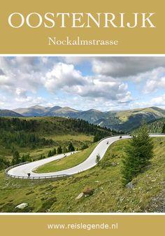 Nockalmstrasse, prachtige panoramaweg in Karinthië - Reislegende.nl Places To Go, Beautiful Places, Scenery, Camping, Mountains, Nature, Travel, Legends, Viajes