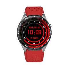 Android Quad Core Bluetooth Smart Watch GPS WIFI For IOS-Feature: brand new and high quality. Quantity: 1 CPU quad core ROM + RAM Aluminum watchcase with anodic oxidation processingCNC manufacturing inc Smartwatch, Quad, Telefon Apple, Gps Fitness Tracker, Wifi, Watch For Iphone, Camera Watch, Huawei Phones
