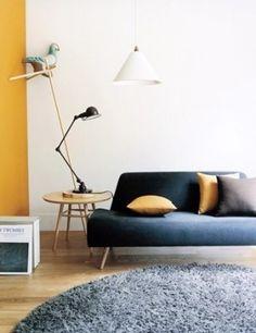 Mosterdgeel: een kleur met een warm retro gevoel - Roomed | roomed.nl