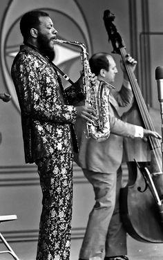 Ornette Coleman #saxophone