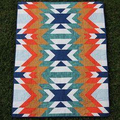 King Sized Go West | Bonjour Quilts | Bloglovin'