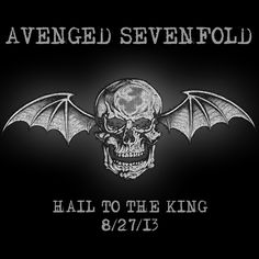 Hail to the king! waiting for the day when this album comes out!