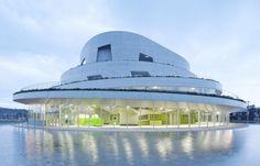 1. Akiha Ward Cultural Center - Chiaki Arai Urban and Architecture Design